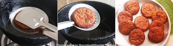 How to make Adhirasam Recipe - Step14