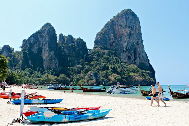 Railay - Tailândia