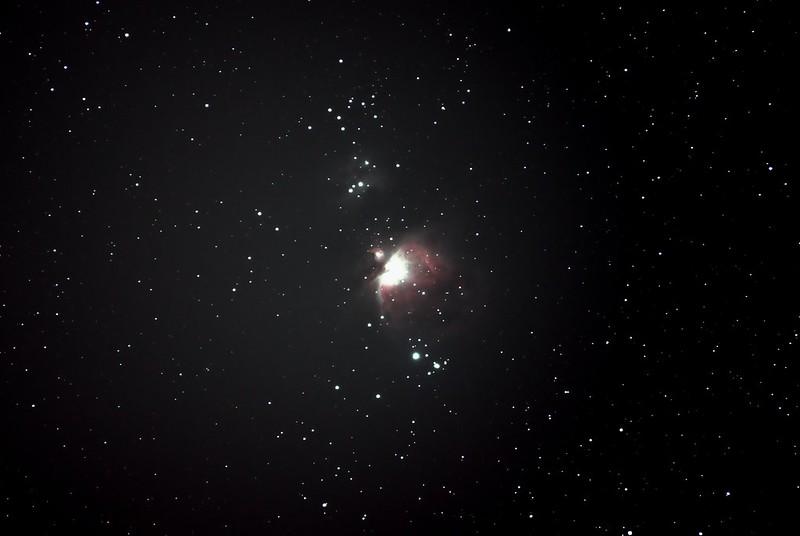獵戶座! 火鳥星雲!! 速霸陸星團!!!  K1 天體追蹤 + TAMRON SP A001