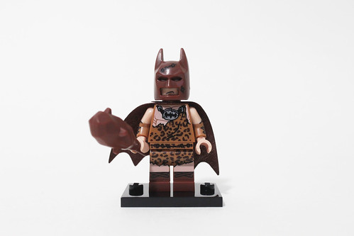 The LEGO Batman Movie Collectible Minifigures (71017) -