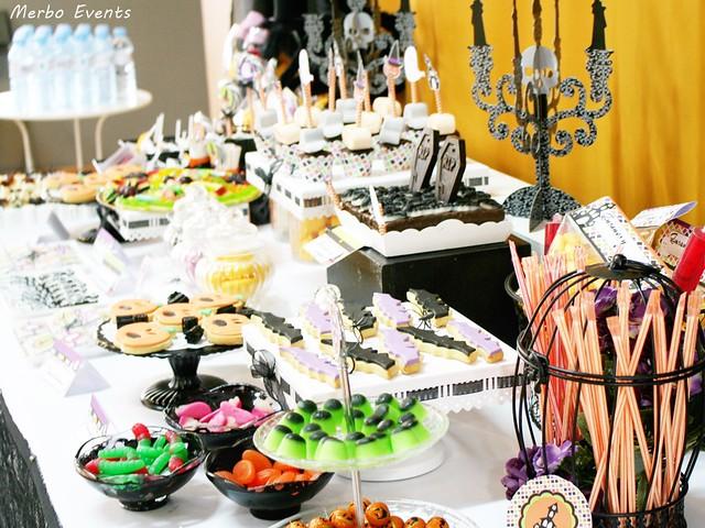 Halloween party Merbo Events