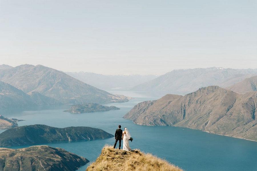 Потрясающие свадебные фотографии от Микки Росса - ПоЗиТиФфЧиК - сайт позитивного настроения!