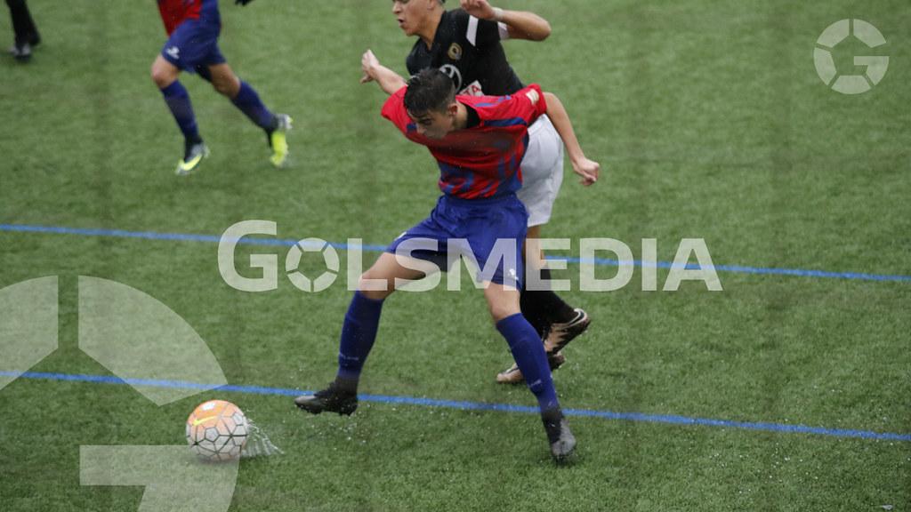 "Liga autonómica Cadete. C.F. Torre Levante ""A"" 3 - 0 Hércules de Alicante CF ""A"""