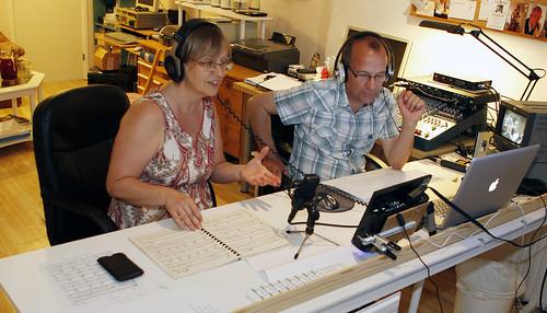 Ann-Christin Hallgren och Bo Lindström