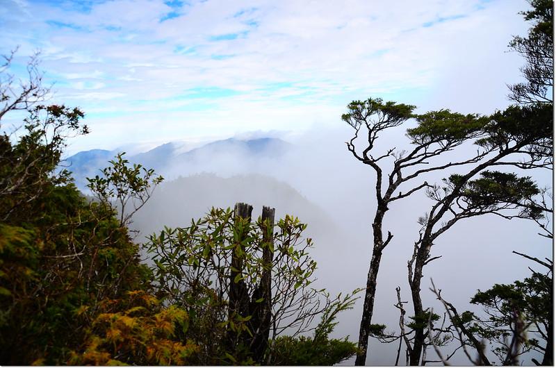 西丘斯山山頂景觀