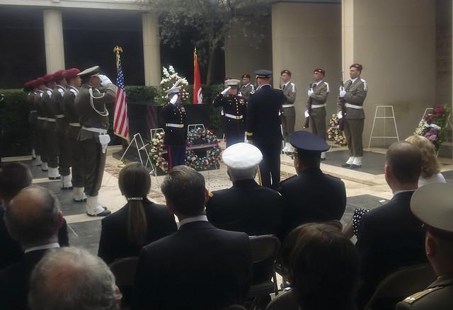 USARAF: Honoring fallen veterans in Tunisia