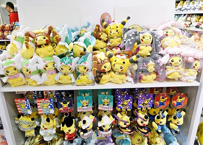 20 成田機場 寶可夢 神奇寶貝 皮卡丘 口袋怪獸 專賣店 東京旅遊 東京自由行 日本自由行