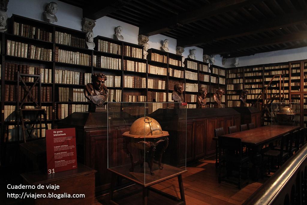 Museo Plantin-Moretus. © Paco Bellido, 2015