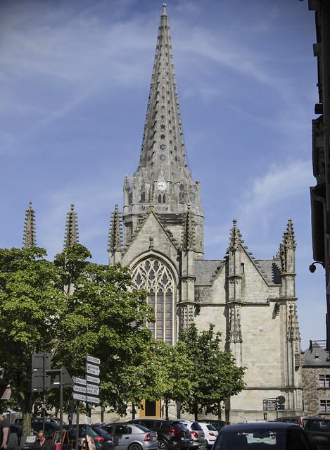 Église Notre-Dame de Vitré