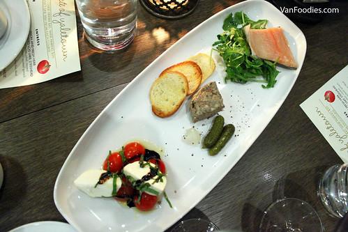 Provence Tasting Plate