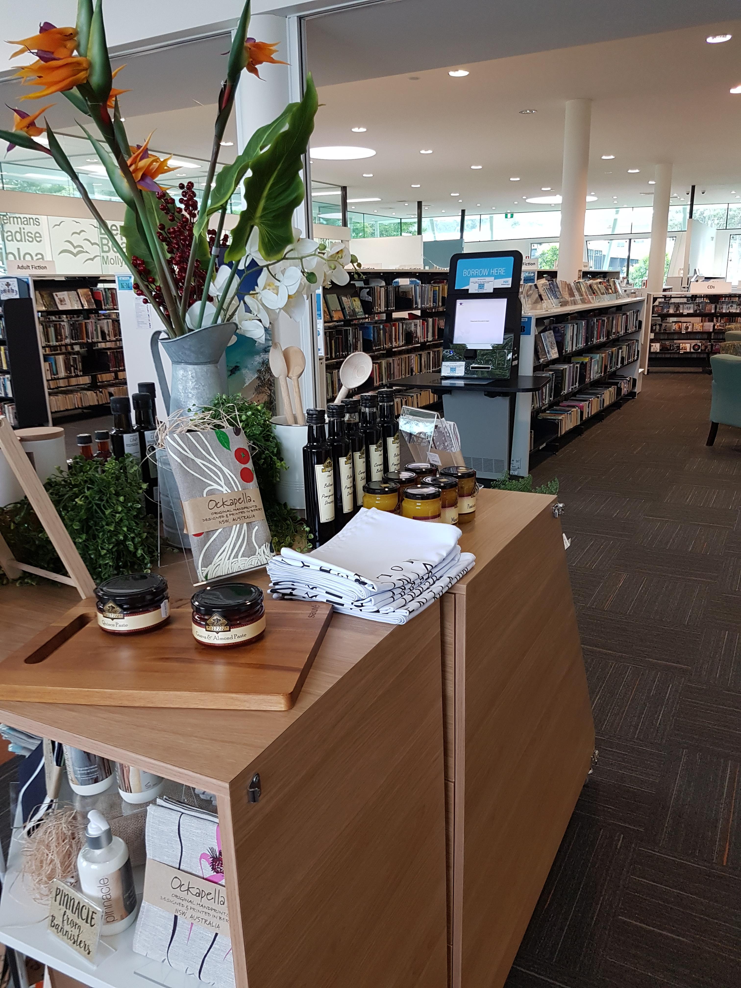 Ulladulla Library, NSW, 23 November 2016