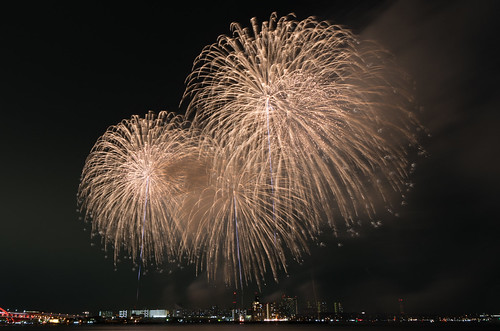Kobe Fireworks 2014 21