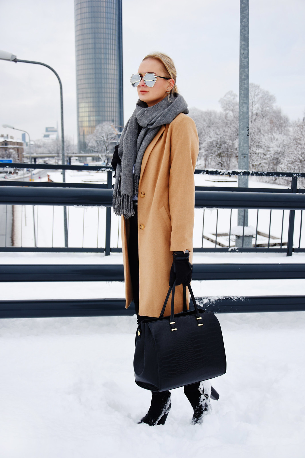 Finding the perfect winter coat