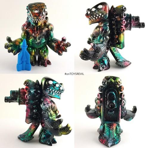 Nebula Tug O' War