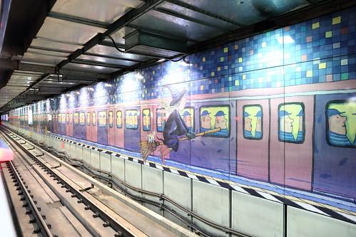 南港捷運站