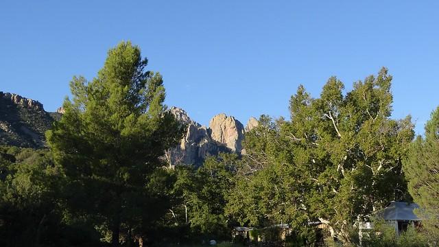 Portal, Arizona, landscape