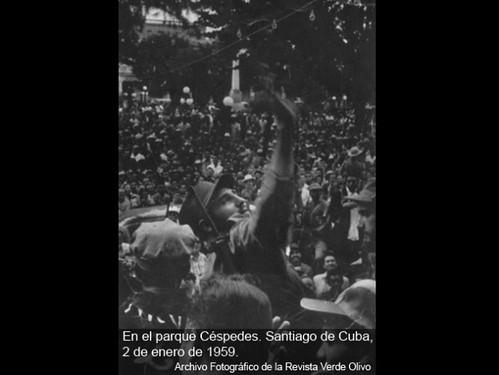 Vida de Fidel Castro en fotos