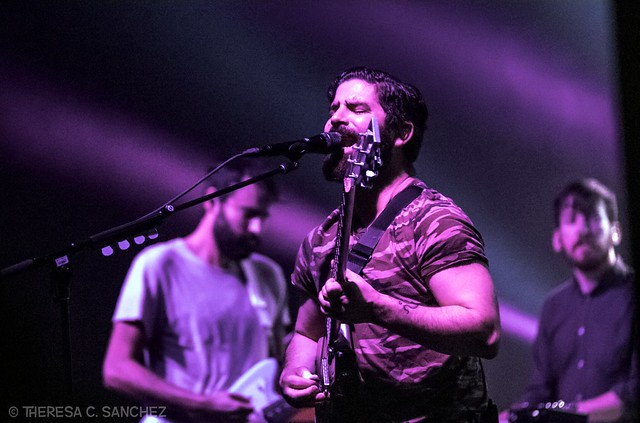 Foals, Bear Hands, & Kiev at Echostage, Washington, D.C. 11/3/16