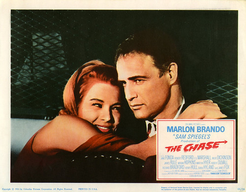 The Chase - 1966 - Lobbycard 5