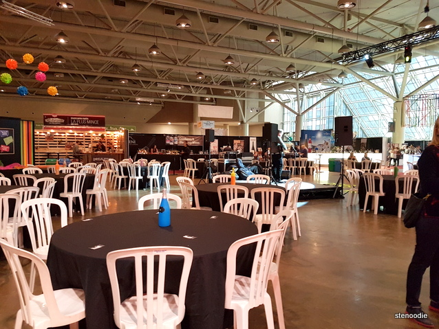 Food & Wine Expo at the Metro Toronto Convention Centre