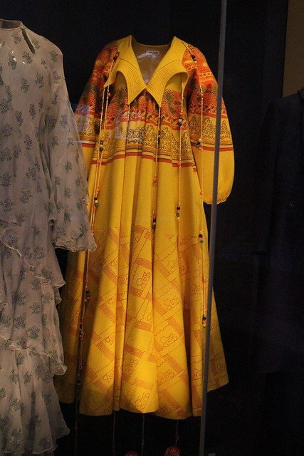 National Museum of scotland fashion gallery