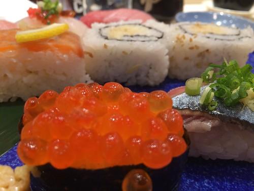 Sushi Bar, Tokyo Sky Tree Town