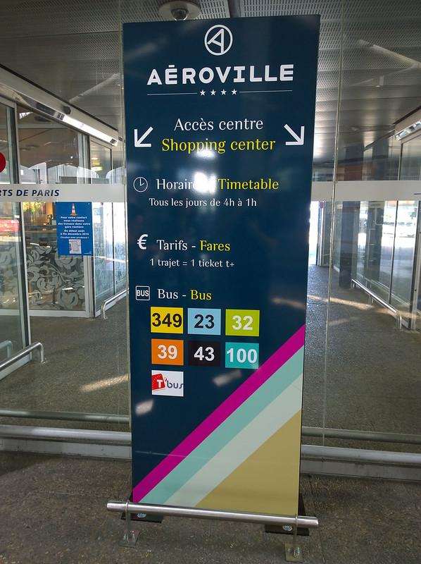 Aeroporto Charles de Gaulle - Roissypôle