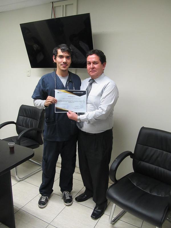 Nuevos internos de Medicina en CSJD Arequipa