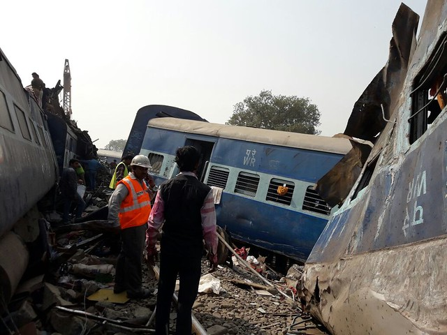 Patna-Indore Express train accident: Over 115 killed and more than 200 injured