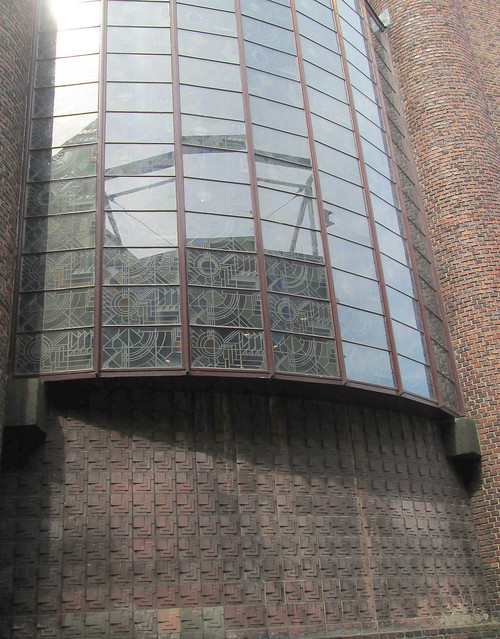 Art Deco Cinema, Groningen Glazing