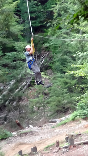 Treetop Canopy Tour New Hampshire
