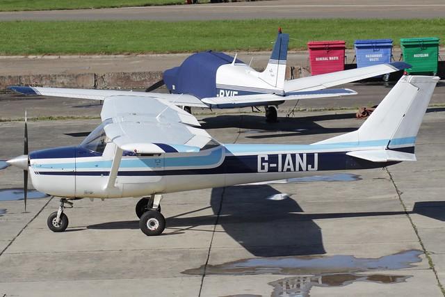 Cessna F150K G-IANJ 22SEP16