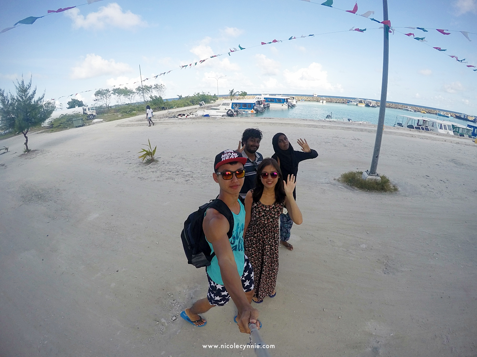 Nicole Cynnie | Visiting Hulhumale Maldives 5