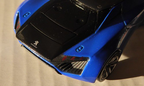 Norev - Peugeot Vision Gran Turismo