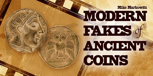 MODERN FAKES OF ANCIENT COINS