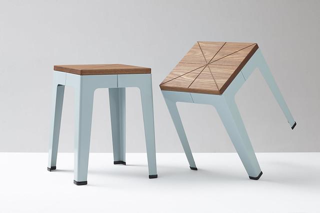 Wooden stool design by Nicholas Karlovasitis & Sarah Gibson Sundeno_01