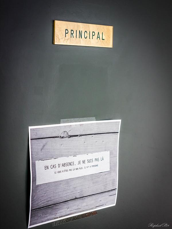 [urbex] le collège principal 31234720462_6408b69015_c