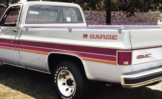 1977 GMC Sarge