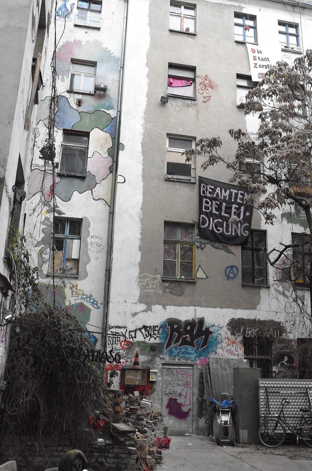 Berlin, the East Side