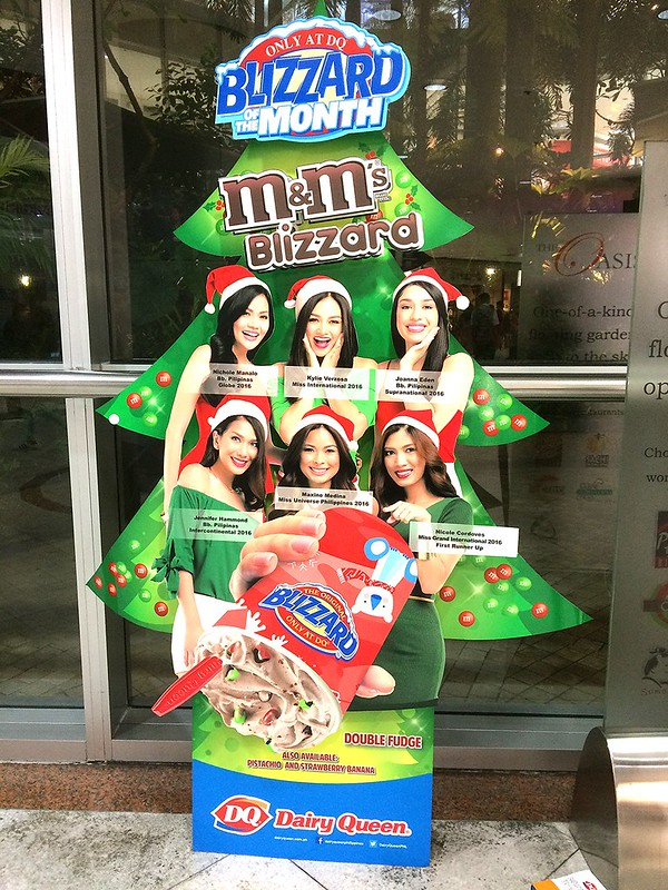 Sweet Holiday Treats from Dairy Queen