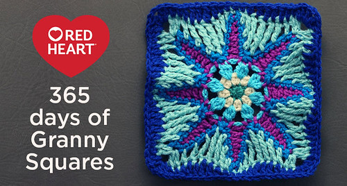 365 Days of Granny Squares with Nadia Fuad