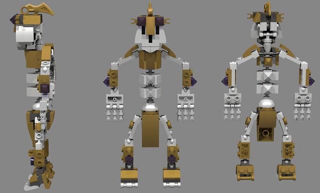 Duld, The Skeleton 2