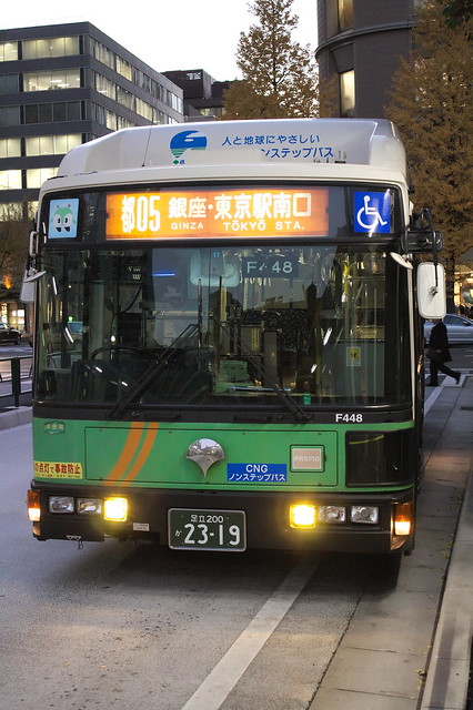 2012/12/11 東京都交通局 F448