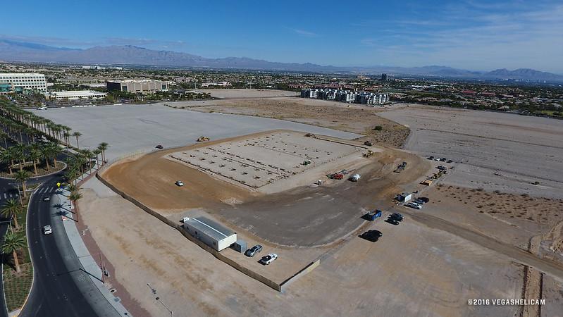 NHL Vegas - 10/31 Construction Progress