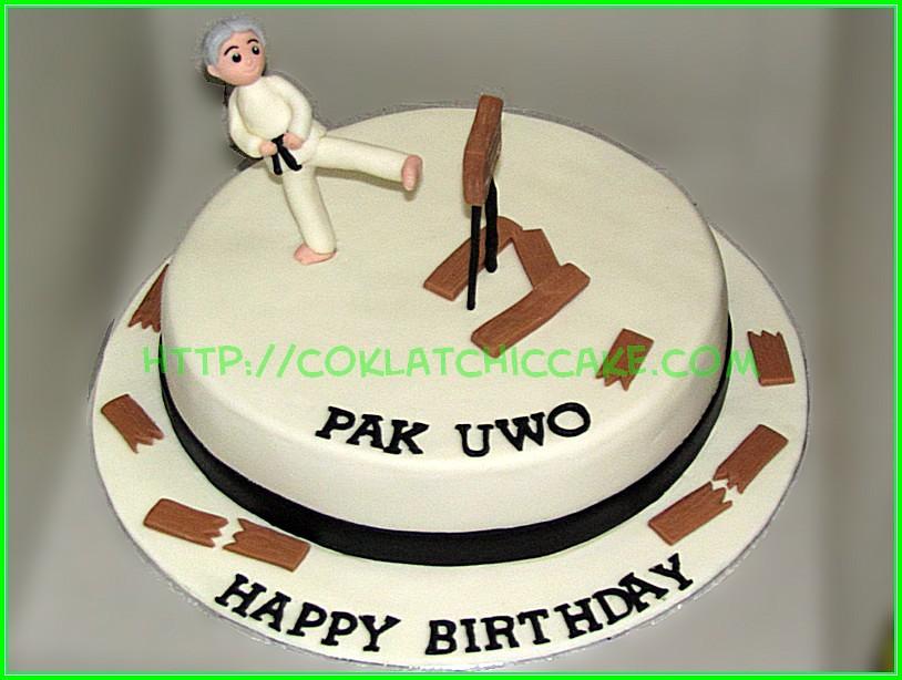 Cake Karate