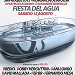 """""""Fiesta del Agua"""" @ Neptuno (Vilagarcia de Arousa 15 Ago 2015) Fotos by Servando Amable, Bobby Vergutini etc."""