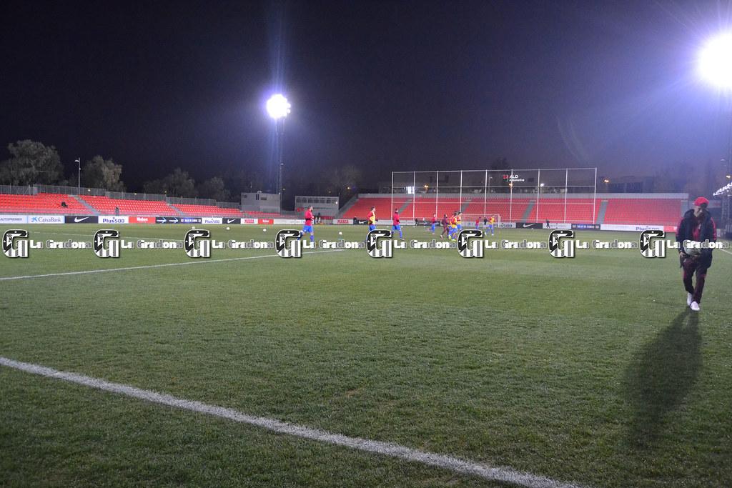 Atlético B - Parla