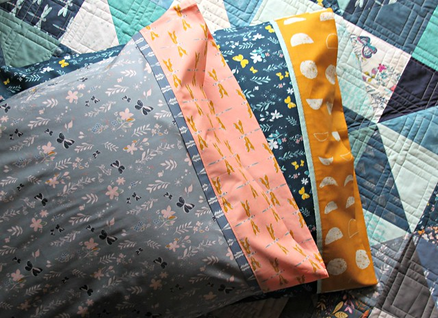 A Nightfall Pillowcase Set