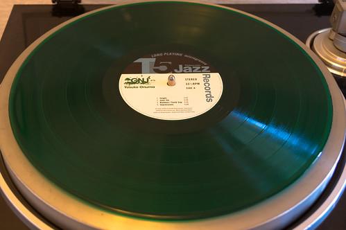 Yosuke Onuma / GNJ production vinyl