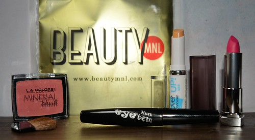 BeautyMNL Make-Up Haul